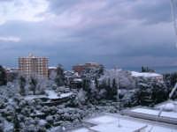 neve ad Acireale(7 febbraio 2006)  - Acireale (4933 clic)