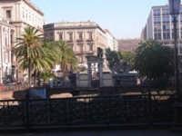 piazza stesicoro  - Catania (2126 clic)