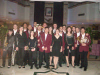 La Banda musicale di Roccavaldina in Tunisia...  - Roccavaldina (11829 clic)
