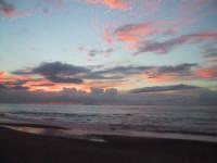 Mare cielo e tramonto...niente di meglio..  - San saba (4748 clic)
