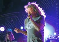 Robert Plant Avevo un nodo in gola e le lacrime agli occhi, non sapevo che strada percorrere. Il sogno era finito. Ormai era solo un ricordo. (Robert Plant dopo lo scioglimento dei Led Zeppelin)  - Taormina (3165 clic)