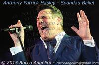 Tony Hadley - Spandau Ballet Tony Hadley - Spandau Ballet Io credo che oggi ci sia molta buona musi