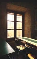 Particolare di un'aula del Liceo Classico G.Pantaleo di Castelvetrano  - Castelvetrano (2762 clic)