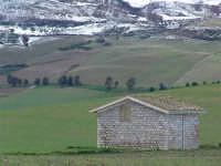 Paesaggio montano nelle vicinanze di Corleone  - Corleone (4696 clic)