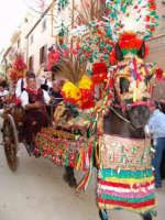 Particolare Festa del Crocifisso  - Calatafimi segesta (3899 clic)