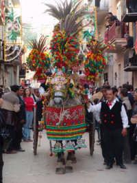 Particolare Festa del Crocifisso  - Calatafimi segesta (8601 clic)