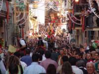 Panoramica della festa del Crocifisso  - Calatafimi segesta (8861 clic)