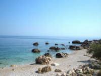 la spiaggia di cala azzurra  - Scopello (7659 clic)