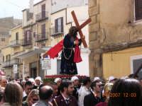 Gesu' va verso il calvario MAZZARINO Carlo Ferrara