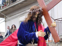 il Cristo sofferente  - Mazzarino (3068 clic)