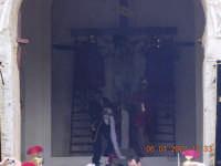 il Calvario con il Cristo deposto in croce  - Mazzarino (2902 clic)