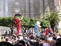 la Madonna chiama i due Santoni  - Mazzarino (3571 clic)