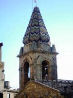 La cupola della Chiesa del SS. Crocifisso dell'olmo  - Mazzarino (2508 clic)