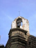 L' antico campanile dell' ex convento in Via Bartolotta    - Mazzarino (3901 clic)