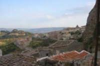 Parte di Sutera vista dal quartiere RABATO  - Sutera (3232 clic)