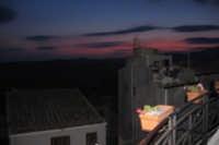 Tramonto dalla Piazza Umberto I (Piazza S.Agata)  - Sutera (2767 clic)