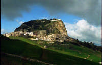 Monte S. Paolino e Sutera (CL)  - Sutera (3738 clic)