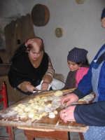Presepe vivente Natale 2006  - Sutera (1792 clic)