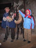 Presepe vivente Natale 2006  - Sutera (2901 clic)
