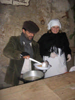 Presepe vivente Natale 2006  - Sutera (2854 clic)