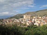 veduta del paese  - Montelepre (4977 clic)