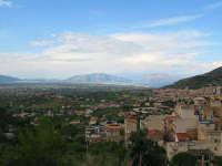 Veduta sul Golfo di Castellammare da Montelepre  - Montelepre (3026 clic)
