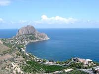 Capo Zafferano visto da Solunto  - Sant'elia (5996 clic)