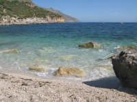 Spiaggia in Contrada Mazzo di Sciacca  - Scopello (6642 clic)