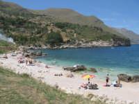 Spiaggia in Contrada Mazzo di Sciacca  - Scopello (9965 clic)