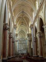 Chiesa matrice, interno  - Erice (3769 clic)