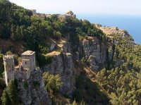 veduta dal Castello di Venere  - Erice (2927 clic)
