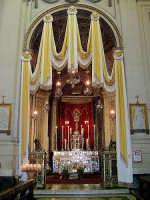 Altare di Santa Rosalia in Cattedrale  PALERMO Lucia Durisi