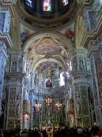 Chiesa dei Gesuiti a Casa Professa  - Palermo (5728 clic)