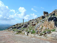 Le rovine della città romana  - Solunto (6373 clic)