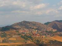 L'abitato di Gangi GANGI Lucia Durisi
