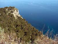 Veduta sul mare dell'Addaura da Monte Pellegrino PALERMO Lucia Durisi