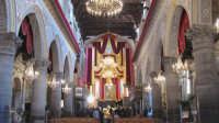 Duomo di Maria SS. della Visitazione, la navata centrale  - Enna (4888 clic)