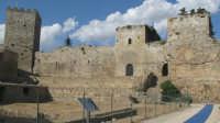 Castello di Lombardia, cortile San Nicola ENNA Lucia Durisi