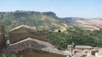 Enna vista da Calascibetta  - Calascibetta (6531 clic)
