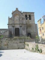 La chiesa diroccata di san Pietro e la Torre Normanna  - Calascibetta (11470 clic)