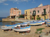 Le barche dei pescatori a Porticello  - Porticello (14358 clic)