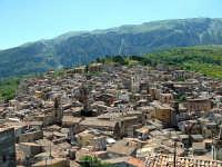 Panorama dai ruderi del Castello  - Isnello (4184 clic)