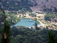 Panorama sul laghetto di Piano Zucchi  - Piano battaglia (8274 clic)