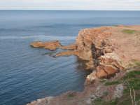 Le rocce di Cala Rossa  - Terrasini (3940 clic)