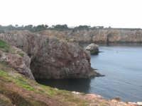 Le rocce di Cala Rossa  - Terrasini (3761 clic)