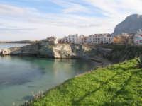 Lungomare e spiaggetta del paese  - Terrasini (4952 clic)
