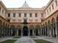 L'atrio PALERMO Carlo Ireneo Reina