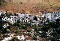 La necropoli di Pantalica.  - Pantalica (4061 clic)