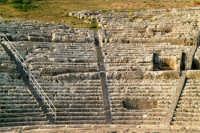 Teatro greco (particolare)  - Siracusa (3081 clic)