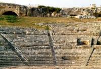 Veduta del Teatro greco   - Siracusa (2836 clic)